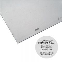 PLACA STD 9.5X2400X1200MM