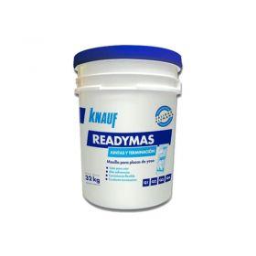 Masilla tomado juntas y terminacion Readymas lista para usar interior balde x 32kg