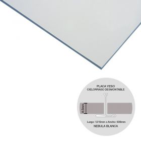 PLACA NEBULA 8.5X605X1215MM