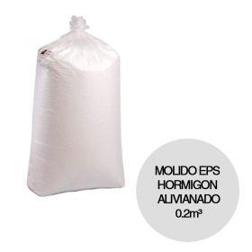 Molido EPS hormigon alivianado especial x bolsa x 0.2m³